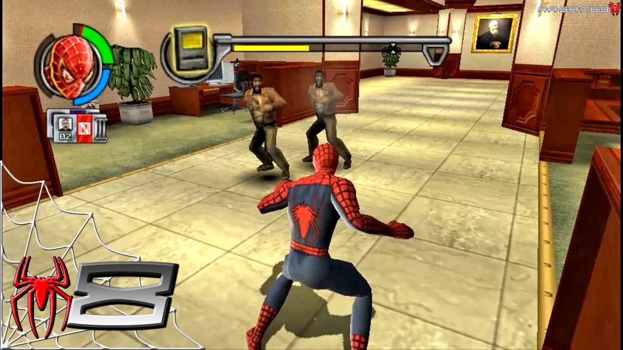 Spider-Man 2 (PSP) walkthrough part 8 - YouTube