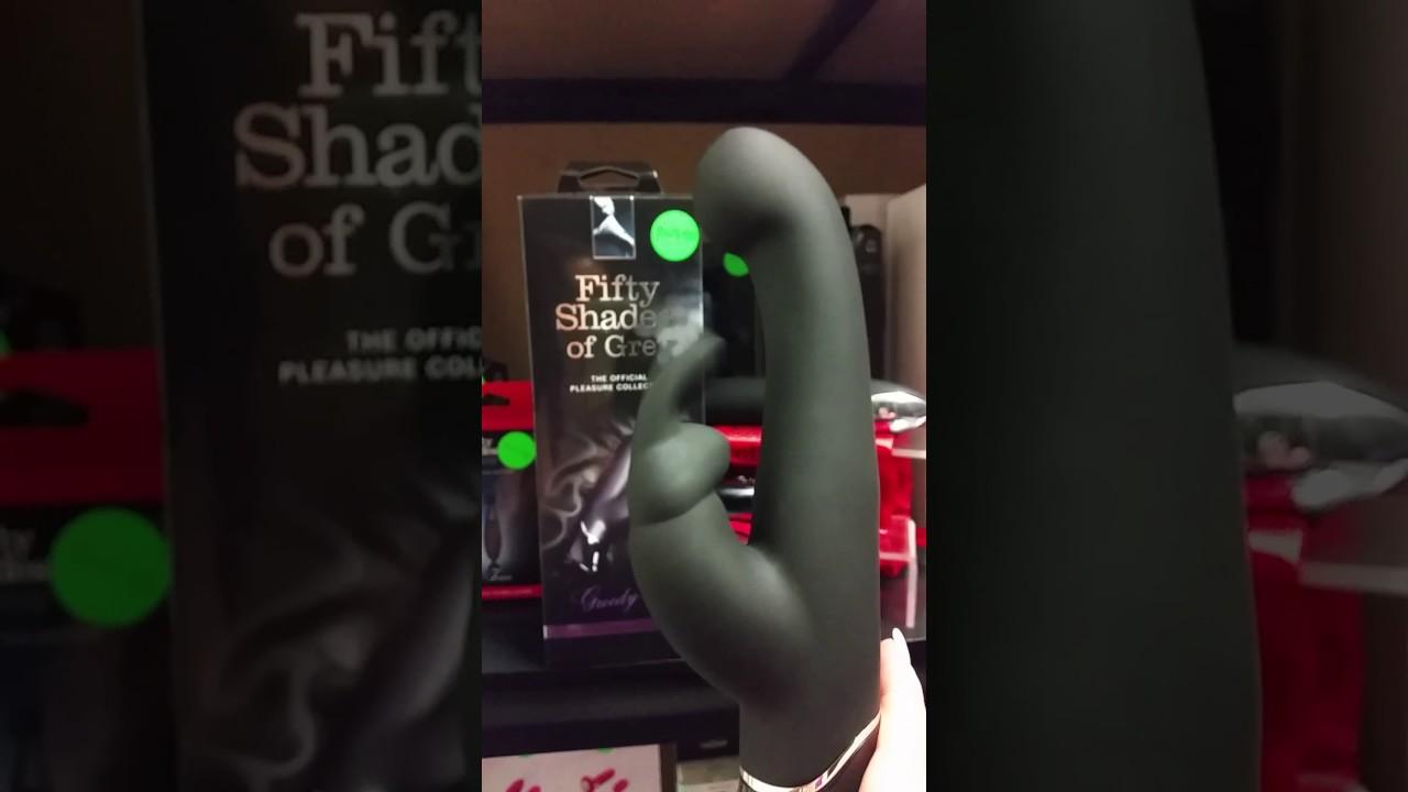 Greedy Girl Rabbit Vibrator - Youtube-1133