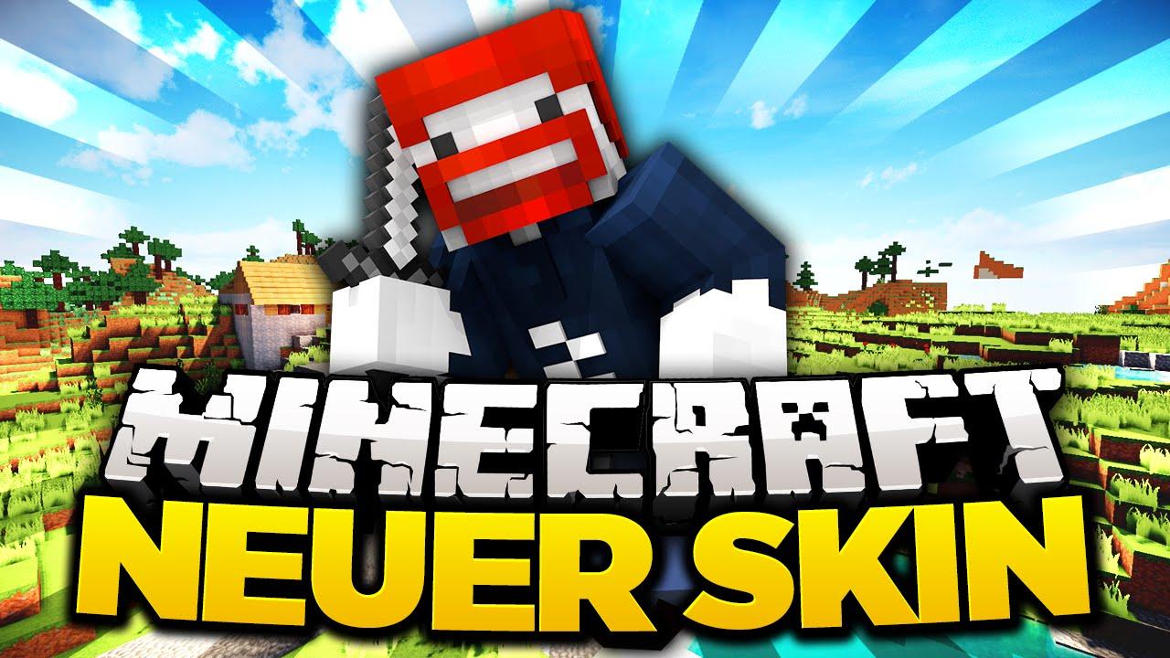 ENDLICH NEUER SKIN - Minecraft Quick SG | DoctorBenx - YouTube  ENDLICH NEUER S...