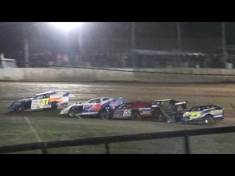 UEMS E-Mod B-Main One | Eriez Speedway | September Sweep | 9-24-16