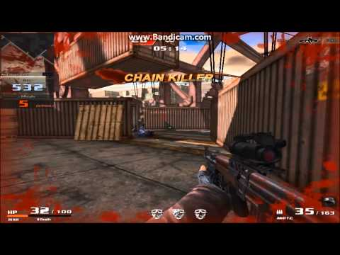 Point Blank Gameplay Part 1  1st look at the game :3