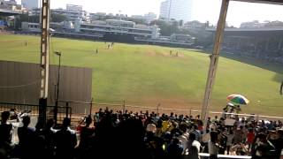 Dhoni's Entry in his last ODI match as a captain | Crowd gone Mad at brabourne Mumbai.