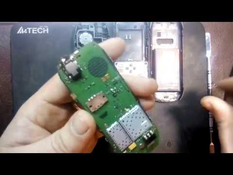 Nokia 1800 разборка