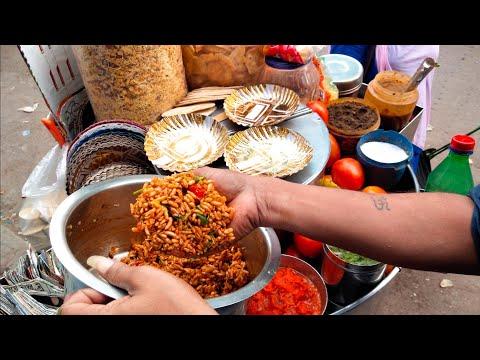 Spiciest Jhal Muri of Kolkata | Bhel Puri Chaat | Indian Street Food