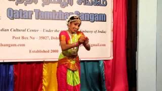Bharathanatyam Arthi Nagarajan Doha 21 May 2010