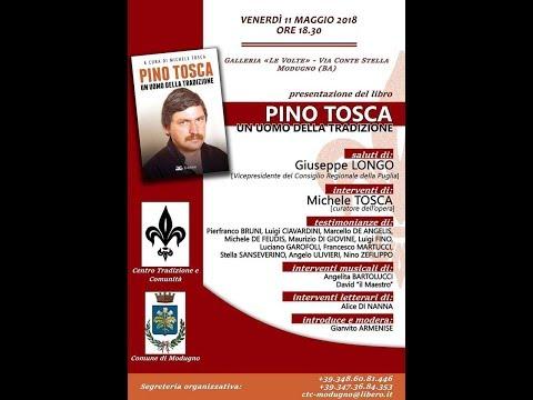 11-05-2018 Modugno: Pino Tosca. Uomo della tradizione