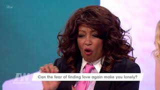 Sheila Ferguson Talks Candidly About Her Loneliness   Loose Women