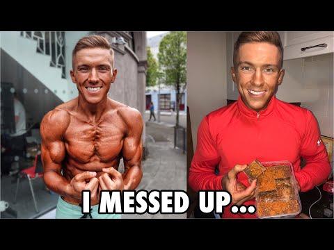 Men's Physique Show Day Vlog | Natural Bodybuilding