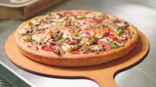 Pizza Hut: Our Pan Dough Story