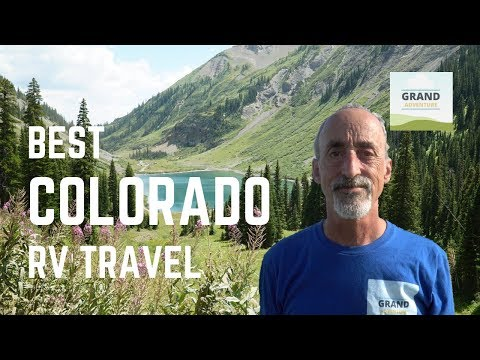 Ep. 133: Best Colorado RV Travel | Camping Hiking Mountain Biking