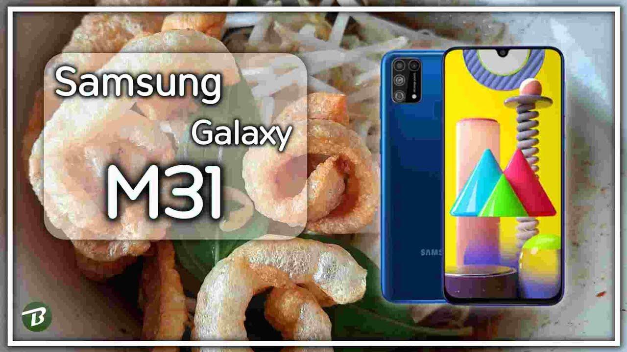 รีวิวกล้อง Samsung Galaxy M31 เหลือเฟือย