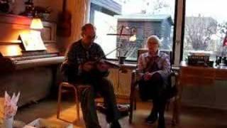 Mauritz vækker en gammel violin til live