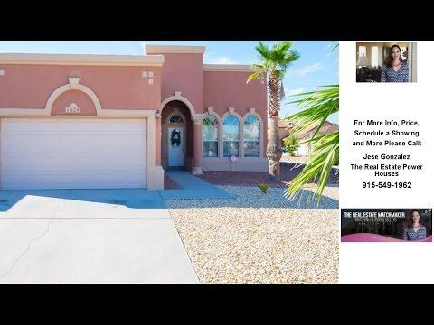 1624 Plaza Del Sol Court, El Paso, TX Presented by Jese Gonzalez.