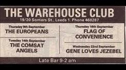 The Comsat Angels-Zinger (Live 9-14-1982)