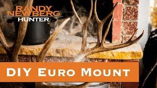 Michael's First DIY Euro Mount