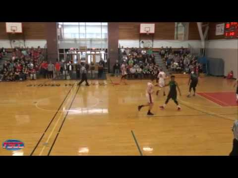 Men's Basketball vs. UMaine-Machias - 2016 YSCC Championship Game