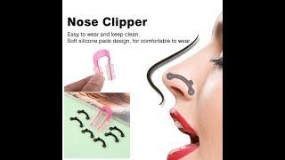 Nose straightener | Nose Shaper | Nose Massager | Nose Corrector | Health Care - Ziloqa