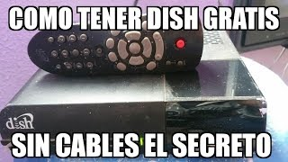 COMO TENER DISH GRATIS SIN CABLES EL SECRETO QUE NO REVELAN LAS COMPAÑÍAS SMART TV ANDROID 2017
