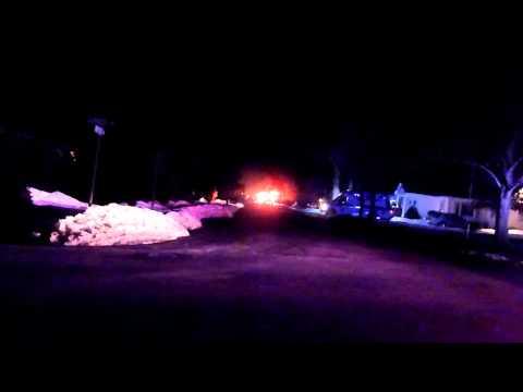 SECOND HOUSE FIRE IN OAKS, PA