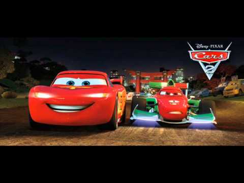 Cars 2 - 22. Blunder and Lightning