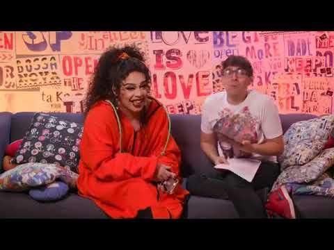 Gloria Groove em entrevista para a Contigo perguntas dos GROOVERS