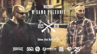 """10.RY23/RUDI """"Saloon"""" feat.Rafi. WESTERN 4"""