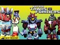 Angry Birds Transformers: New Evolutions / Promotions