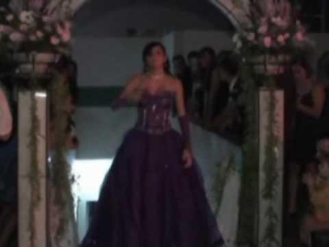Festa de Debutante Jéssica 4º parte (Cont. Cerimonial)