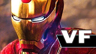 AVENGERS 3 INFINITY WAR Nouvelle Bande Annonce VF (Super Bowl 2018) streaming