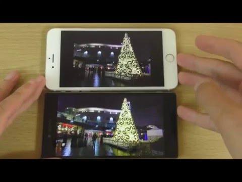 Sony Xperia Z5 Premium Vs Iphone 6S PLUS | Camera Test!!