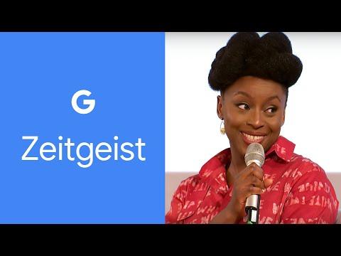 Why Do Women Always Have To Be Nice?   Chimamanda Ngozi Adichie & Mary Beard   Google Zeitgeist