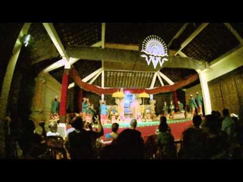 Spirit of Bali 1., divadlo, theater. Bali