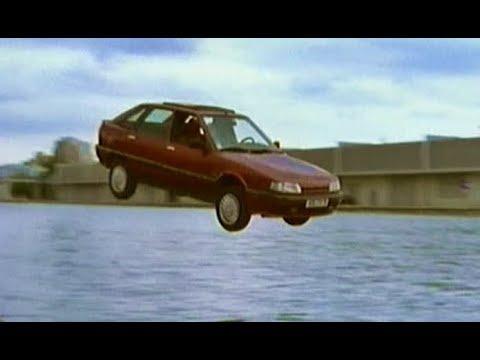 French cars crash movie stunts || Cascades voitures françaises (Compilation 2)