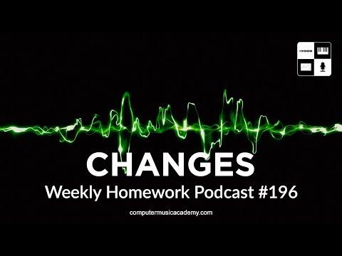 No More Boring Beats - Weekly Homework Podcast #196 - Computer Music Academy