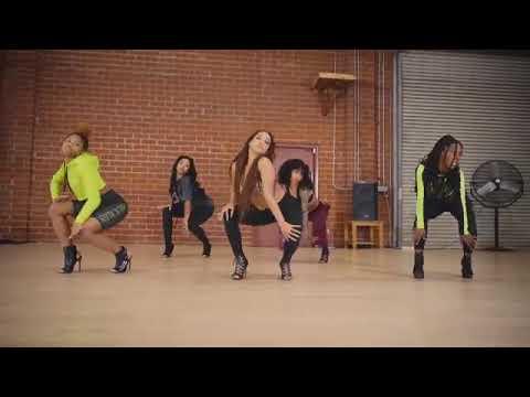Aliya Janell Choreography Naughty Girl Beyonce Youtube