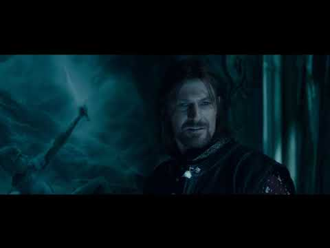 The Sword That Was Broken  -Fellowship Of The Ring
