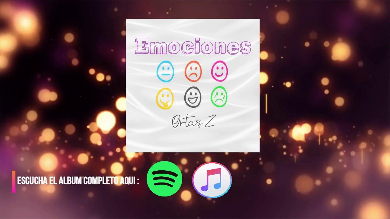 Download Ortas Z - 02. Piel Canela (Audio Oficial)   album EMOCIONES
