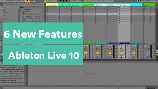 Ableton Live 10: 6 New Features for Worship Leaders