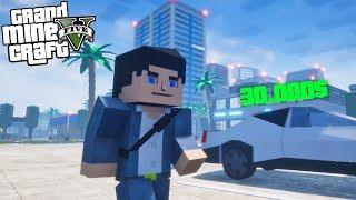 GTA V NO MINECRAFT?! UM JOGO NOVO!!! | Block Warriors (NOVO)