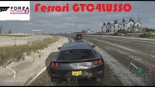 Forza Horizon 4-2017 Ferrari GTC4LUSSO Gameplay