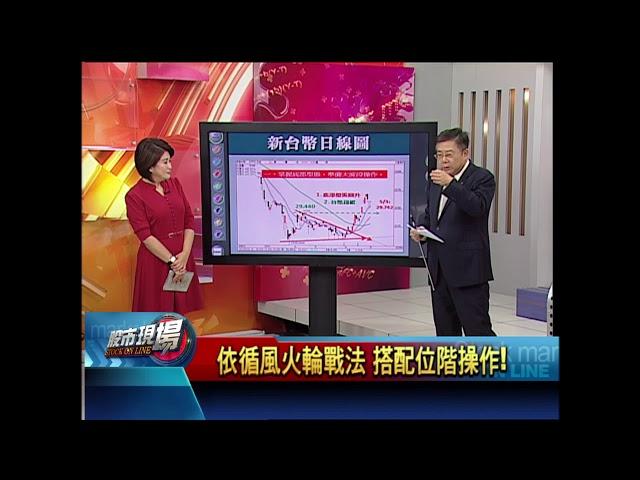 【股市現場-非凡商業台鄭明娟主持】20180518part.2(杜富國)