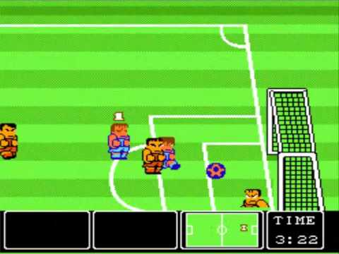 TK's Lets Play: Nintendo World Cup Soccer (NES) [HQ] [Part 2-2]