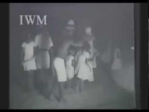 Life on Diego Garcia: 1945 Archive Footage