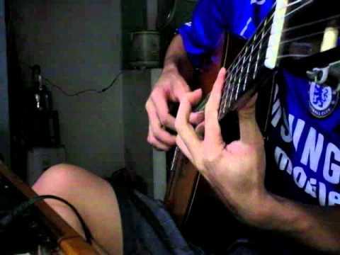 Jay Chou-Shuo Le Zai Jian guitar cover