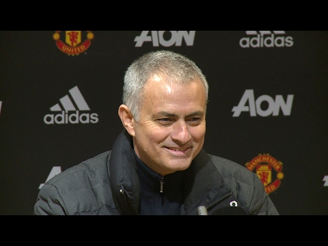Manchester United 2-0 Watford - Jose Mourinho Full Post Match Press Conference
