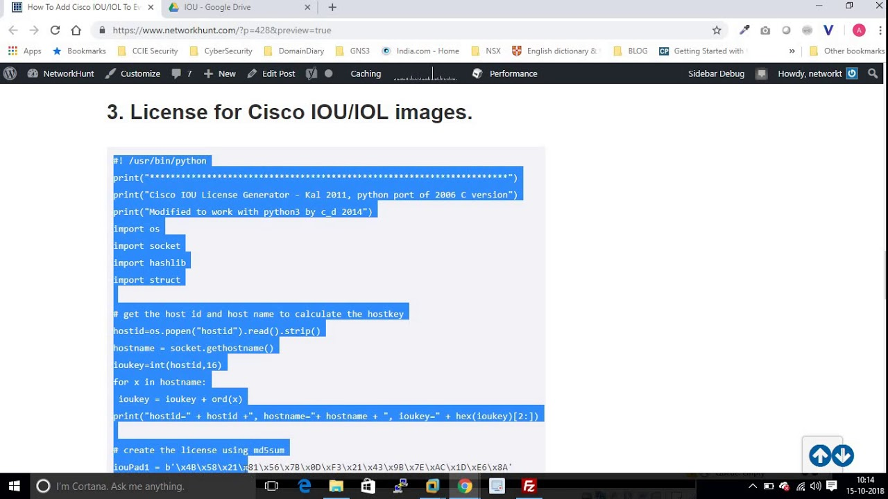 Cisco iou l3 download