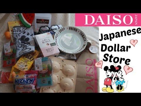 DAISO HAUL!!! JAPANESE DOLLAR STORE