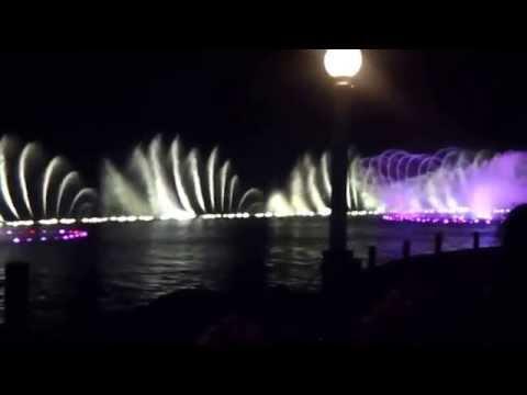 Hangzhou Amazing Water Dance