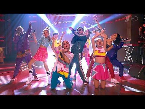 Вечерний Ургант. Quest Pistols Show иOpen Kids — «Круче всех». (24.10.2016)