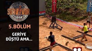 Survivor 2018 | 5. Bölüm | Hilmi Cem'den müthiş performans!